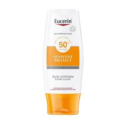 Eucerin Sun Protection 50+ Locion extra light 150ml