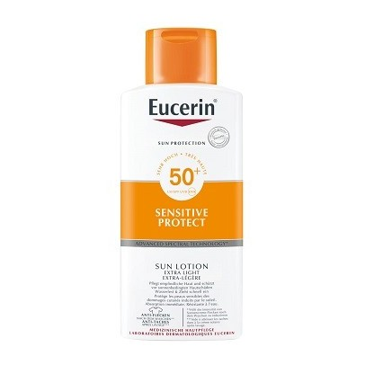 Eucerin Sun Protection 50+ Locion extra light 400ml
