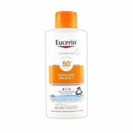 Eucerin Sun Locion Infantil Sensitive Protect Spf50+ 400ml
