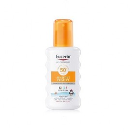 Eucerin Sun Kids Spray Sensitive Protect SPF50+ 200ml