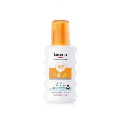 Eucerin Sun Kids Spray Sensitive Protect SPF50+ 200ml