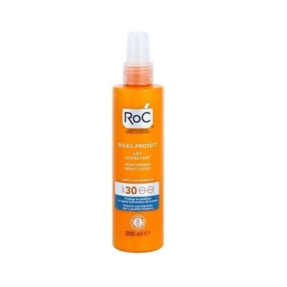RoC Soleil-Protect Leche Hidratante SPF 30 200 ml