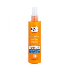 RoC Soleil-Protect Leche Hidratante SPF 50 spray 200 ml