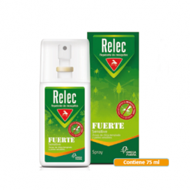 Relec Fuerte Sensitive repelente de insectos spray 75ml