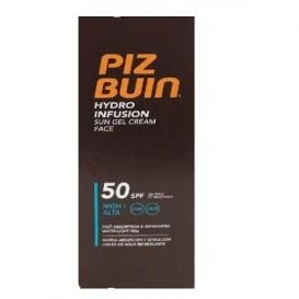 Piz Buin Hydro Infusion Facial gel-crema SPF 50 50ml