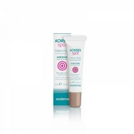 Sesderma Acnises Spot Crema Con Color 15 ml