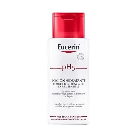 Eucerin Locion hidratante  pH5 200ml
