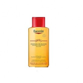 Eucerin Oleogel ducha pH5 200ml