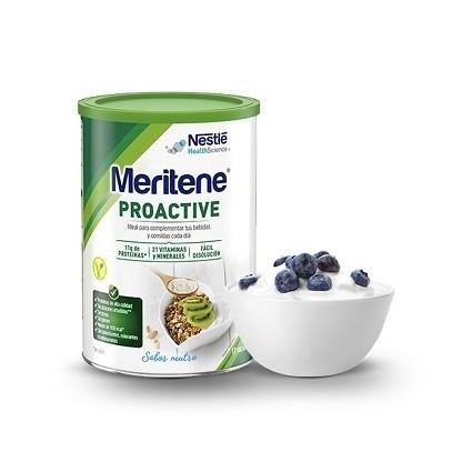 Meritene Proactive Sabor Neutro 408g