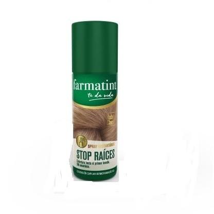 Farmatint Spray Stop Raices Rubio Claro 75 ml