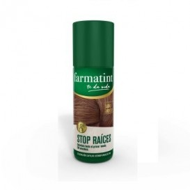Farmatint Spray Stop Raices Rubio Cobrizo 75 ml
