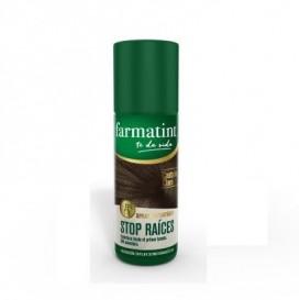 Farmatint Spray Stop Raices Castaño Claro 75 ml