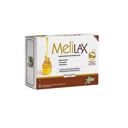 Melilax Adulto 6 micro enemas de 10g