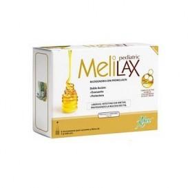 Melilax Pediatrico 6 micro enemas de 5g