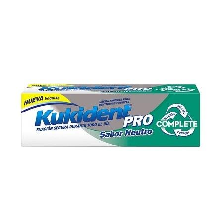 Kukident Pro Complete Sabor Neutro 47 gr