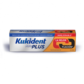 Kukident Pro Plus crema adhesiva 40g