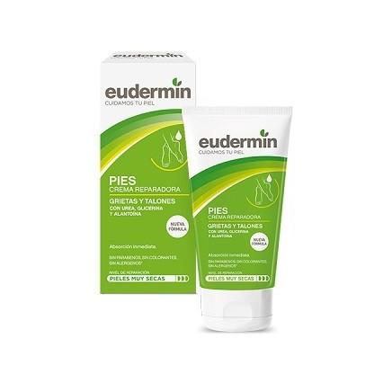 Eudermin Crema de Pies Reparadora 75 ml