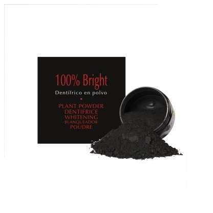 Viiiral dentifrico en polvo bright blanqueador 30g