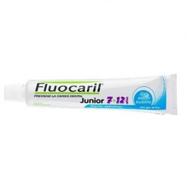 Fluocaril® Junior gel dentífrico sabor chicle 75ml