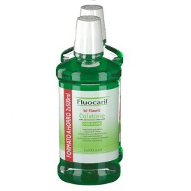Fluocaril® Bi-Fluoré250 Duplo Colutorio 2x500ml