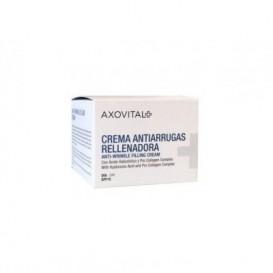 Axovital Antiarrugas rellenadora SPF15+ Crema 50ml