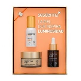 Sesderma Pack C-vit crema +Cvit serum + Cvit mist liposomal
