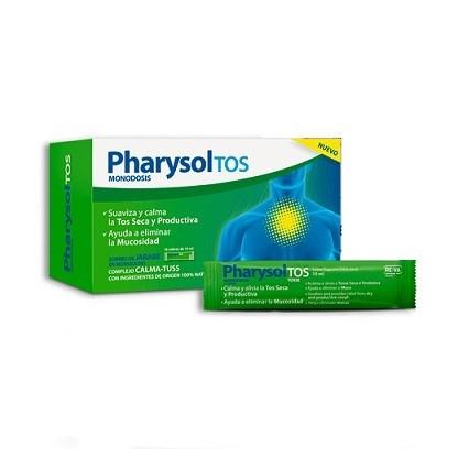 Pharysol tos 16 Sobres de jarabe monodosis 10ml