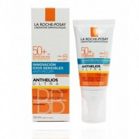La Roche Posay Anthelios crema BB con color 50+ 50ml
