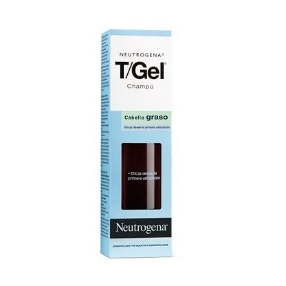 Neutrogena T/Gel champú cabello normal y graso 250ml