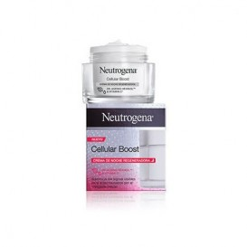 Neutrogena Cellular Boost Crema De Noche Antiedad 50 ml