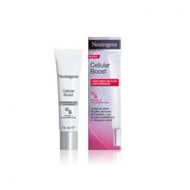 Neutrogena® Cellular Boost Contorno de Ojos Anti-arrugas Rejuvenecedor 15ml
