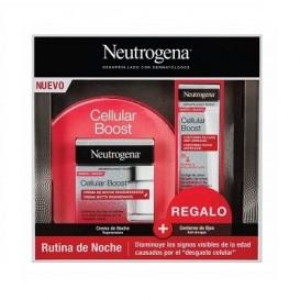 Neutrógena Pack Boost Crema Noche 50ml + REGALO Contorno Ojos 15ml