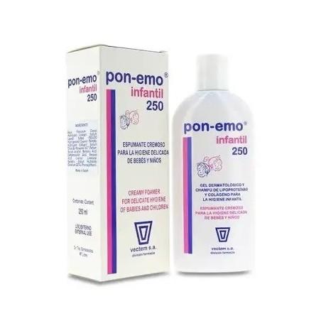 Pon-emo Infantil Gel Champú 250ml