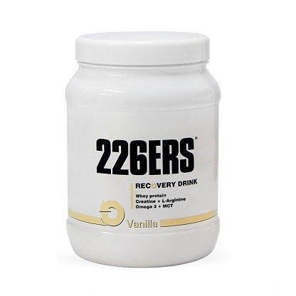 226ERS Recovery Drink Vainilla 500g