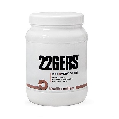226ERS Recovery Drink Cafe Vainilla 500g