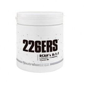 226ERS Bcaa's 8:1:1 Sabor Neutro 300g