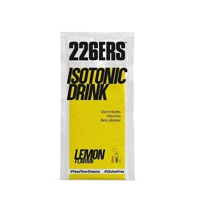 226ers Isotonic Drink Lemon 20 sobres