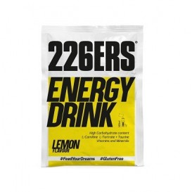 226ers Energy Drink 50g Lemon 15 sobres