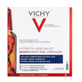 Vichy Liftactiv Specialist Glyco-C noche 30 ampollas