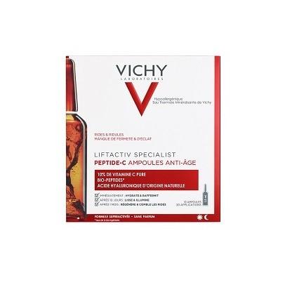 Vichy Liftactiv Specialist Peptide C Anti Edad 10 Ampollas