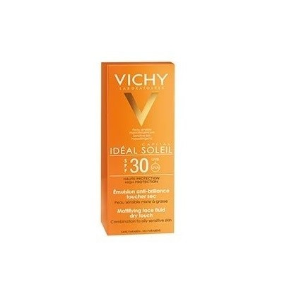 Vichy Ideal Soleil SPF 30 Emulsión Tacto Seco 50ml