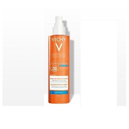 Vichy Capital Soleil  Spray Hidrantante ligero SPF 50+ 200ml
