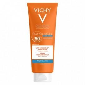 Vichy Capital Soleil leche hidratante SPF50+ 300ml