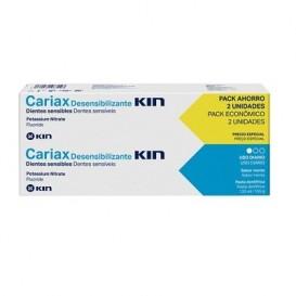 Cariax Desensibilizante Pasta 2x125 ml