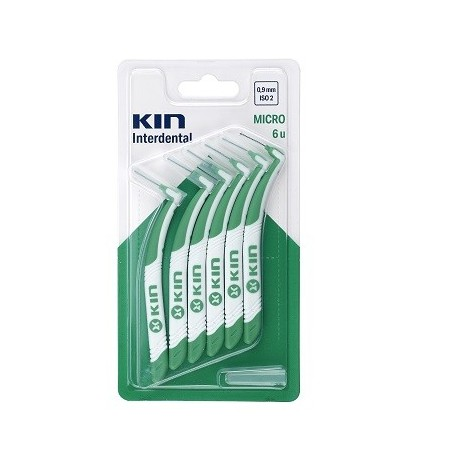 Kin Cepillo Interdental Micro 6u