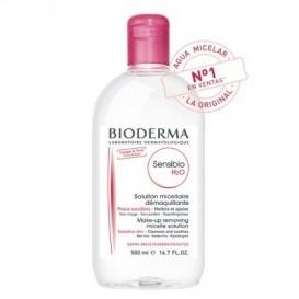 Bioderma Sensibio H2O Agua Micelar 500ml