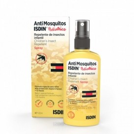 Isdin AntiMosquitos Pediatrics Repelente de insectos Spray 100ml