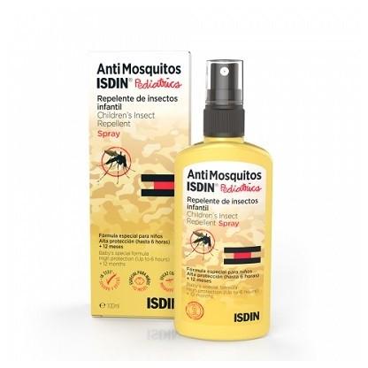Isdin AntiMosquitos Pediatrics Repelente de insectos Spray 100ml