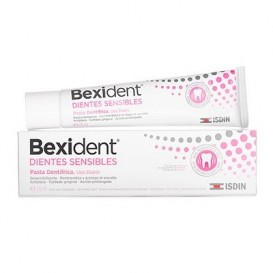 Bexident Dientes sensibles Pasta dentífrica 75ml