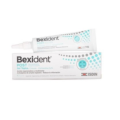 Bexident Post Tratamiento Gel tópico 25ml